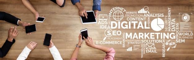 que abarca el marketing digital